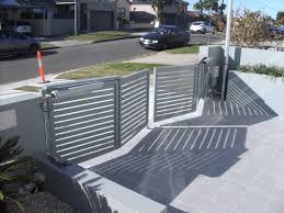 modern wooden gate http pinterest avivbeber low fold gate
