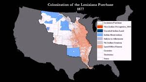 Map Of Louisiana Purchase Colonization Of The Louisiana Purchase 1804 1934 Youtube