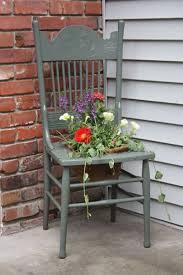 best 25 chair planter ideas on pinterest garden chair cushions