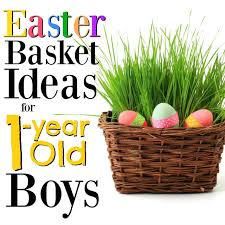 basket easter the best easter basket ideas for 1 year boys mba sahm