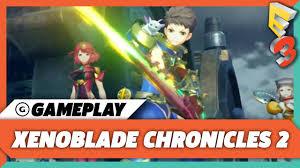 Tad Jones by Xenoblade Chronicles 2 Gameplay Demo Video News Ebl News