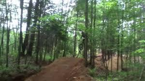 how to bail on a big bmx dirt jump youtube