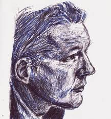 pen sketching faces by xmosx on deviantart