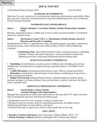 cover letter sample resume for nanny position throughout stay at