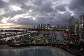 Honolulu City Lights Honolulu City In Oahu Thousand Wonders