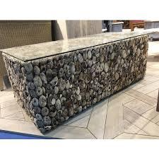 rectangular driftwood coffee table u2013 matt and jentry home design