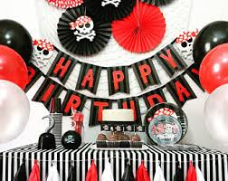 pirate theme party pirate birthday party banner pirate theme pirate 1st