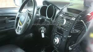 mpv car interior kia ceed plus mpv clearest interior shots yet