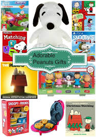a collection of snoopy and peanuts gift ideas thrifty mommas tips
