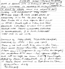 zoo writing paper the bigfoot field journal mary green the bigfoot lady the one example of the thorough documentation