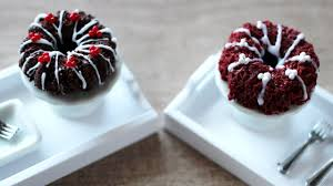 red velvet bundt cake youtube