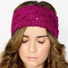 crochet ear warmer headband 24 crochet ear warmers allfreecrochet