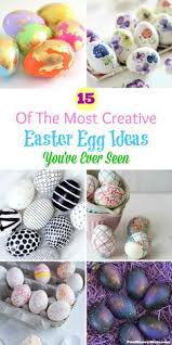 Easter Eggs Decorations Pinterest water marble easter egg decorating egg decorating easter and
