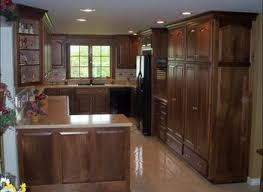 Kitchen Cabinet Cherry Natural Wood Cabinet Doors Modern Kitchen Cabinets Cherry Care