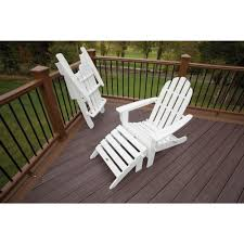 Patio Adirondack Home Depot Wooden Home Depot Patio Chairs Of Fade Resistant And Deep Contoured
