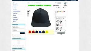 snapback selbst designen caps selber gestalten