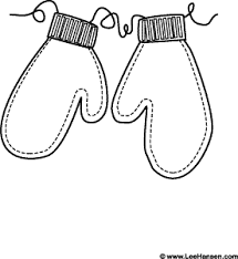 the mitten coloring page printable coloring book pages