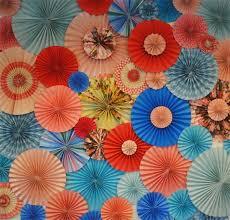 wedding backdrop design malaysia paper pinwheel backdrop for cocktail hour buffet table wedding