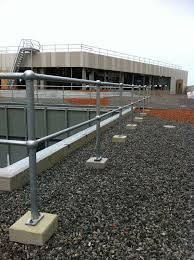 Galvanised Handrail Handrails Balustrades Ram Fabrication Perth