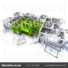 floor plan clipart 40462 illustration by frank boston