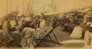 australian shipping and passenger records national library of