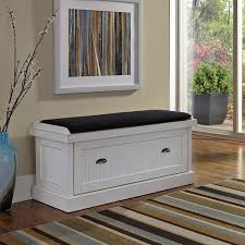amazon com home styles nantucket upholstered bench distressed