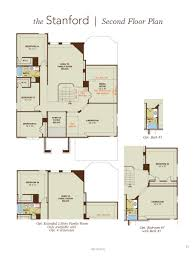 stanford home plan by gehan homes in waters edge