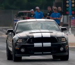 Black Mustang Black 2013 Ford Mustang Shelby Gt 500 Coupe Mustangattitude Com