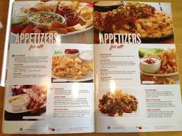 menu cover picture of applebee s kuwait city tripadvisor