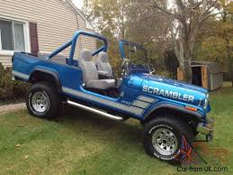 jeep scrambler for sale jeep scrambler cj8 cj 8