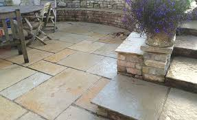 Reclaimed Patio Slabs Gravel And Paving For Your Garden Period Living