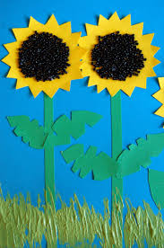 sunflower patch craft i heart crafty things