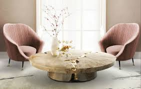 Home Decor 2017 Coffee And Side Tables You Cannot Miss At Maison Et Objet 2017