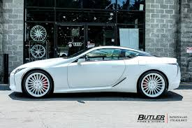 lexus limited edition sports car lexus lc500 with 22in tsw turbina wheels butler tire luxury u0026 hi
