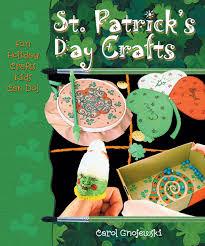 st patrick u0027s day crafts fun holiday crafts kids can do carol