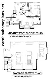 3 car garage apartment plan lots of storage and workshop space