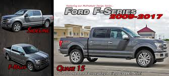 Ford F150 Truck Decals - moproauto professional vehicle specific vinyl graphics stripes