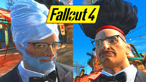 fallout 4 all secret hairstyles location guide fallout 4 easter