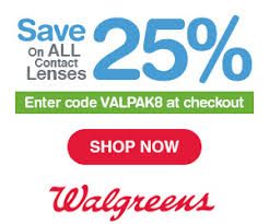50 Lenses Rx Coupon Promo 37 Walgreens Coupons Promo Codes Available February 20 2018