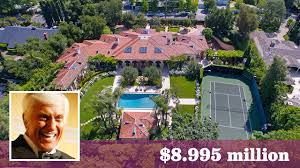 Shannon Beador Home by Encino Estate Has Ties To Van Recording Studio Built By