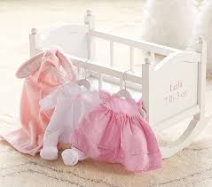 baby doll wardrobe set pottery barn kids