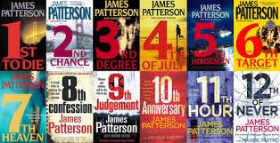 s murder club novel series