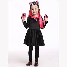 cat in the hat costume costumes for kids sleeves cat hat dress