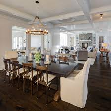 Dining Room Flooring Ideas Dining Room Awesome Farmhouse Chandelier For Your Dining Room