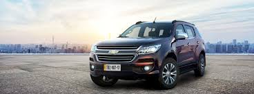 chevrolet trailblazer 2016 2017 chevrolet trailblazer facelift india launch official images