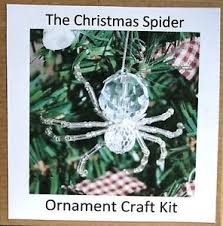 the legend of the spider beading ornament kit makes 3