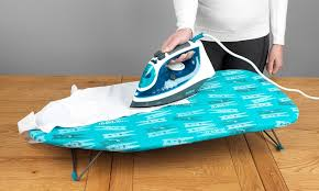 small table top ironing board up to 47 off beldray table top ironing board groupon