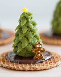 thirsty for tea christmas tree stroopwafels