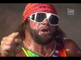 Randy Savage Meme - randy savage promo on hulk hogan 1989 youtube