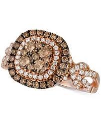 browns wedding rings chocolate diamond rings shop chocolate diamond rings macy s
